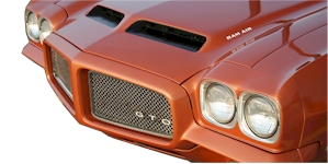 The1970gto.com - 1971 and '72 front end