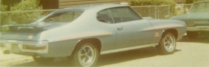 the1970gto.com early pictures