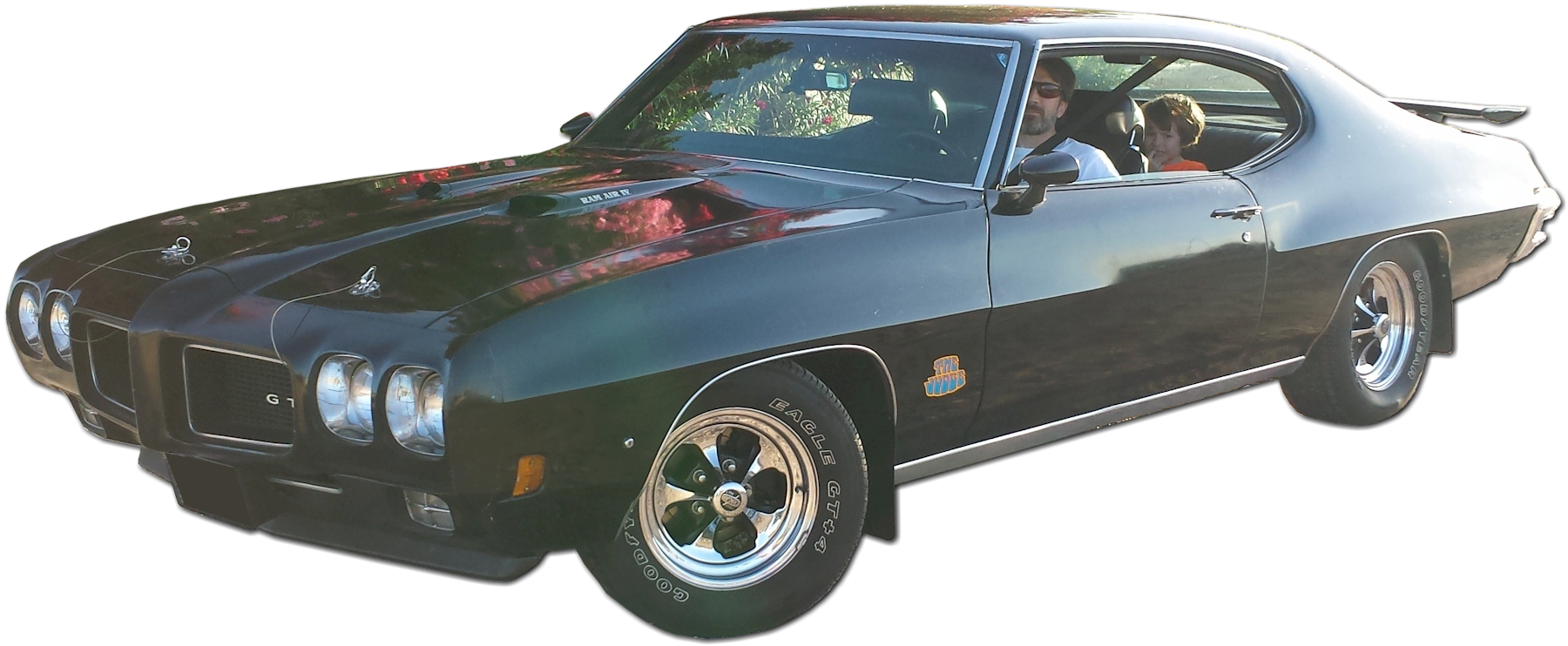 the1970gto.com gets The Judge decals back
